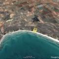 Парцел на плаж Мандрас Област Ксанти, на морето 4750  кв.м.