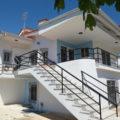Двуетажно жилище в Порто Моло, Авдира с площ от 207.73 кв.м. в парцел от 1.660 кв. м.